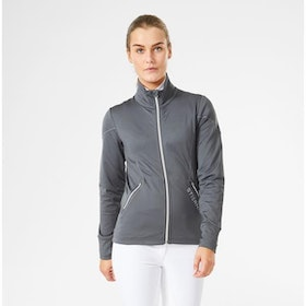 Andromeda fleece jkt Grå