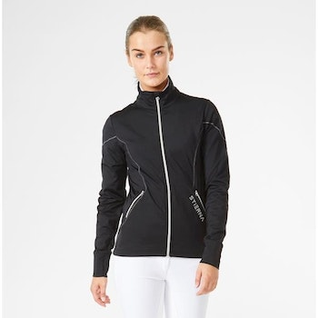 Stierna Andromeda fleece jkt black