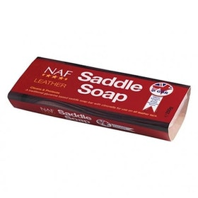 Leather soap