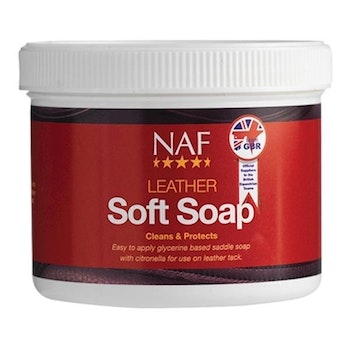 Leather soft soap 400g