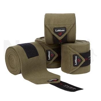 Lemieux Luxury Polo bandages olive full