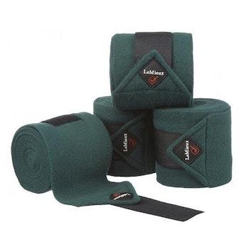 Lemieux Luxury Polo bandages green full