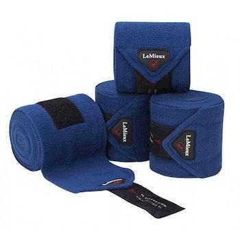 Lemieux Luxury bandages Midnight blue full