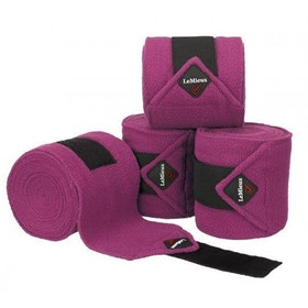Luxury  Polo_ bandages _plum