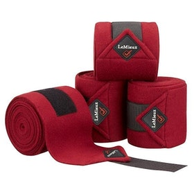 Luxury bandages burgundy
