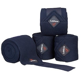 Luxury Polo bandages navy