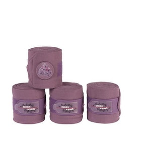 Fleece Bandage purple