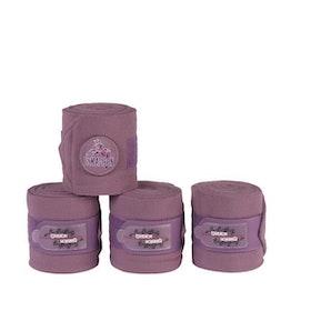 Eskadron Fleece Bandage purple full