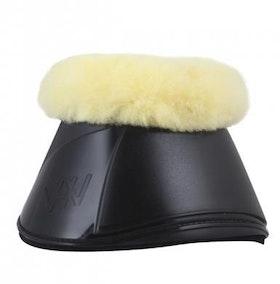 Woof Wear Anti-Spin Boots m Fårskinn