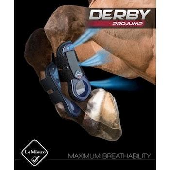 Lemieux Derby Projump Svart