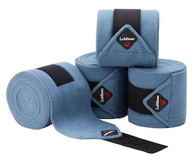 Luxury Polo bandages Ice blue