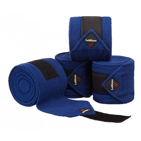 Lemieux Luxury Polo bandages Benetton blue full