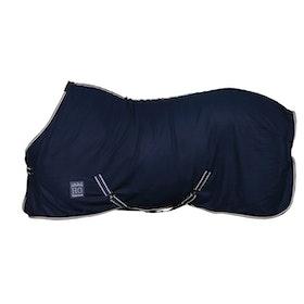 HG Fleecetäcke blå