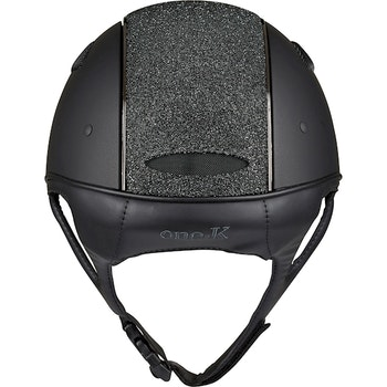 OneK Defender Pro matt glitter chrom svart.