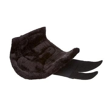 Lemieux Fleeceskydd svart/svart