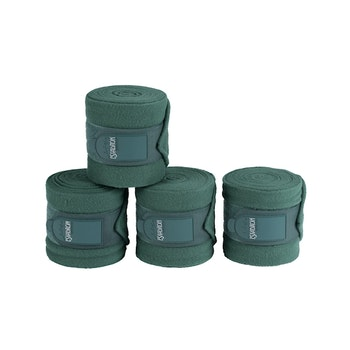 Eskadron Fleece Bandage grön full