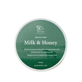 Blue hors Milk & Honey