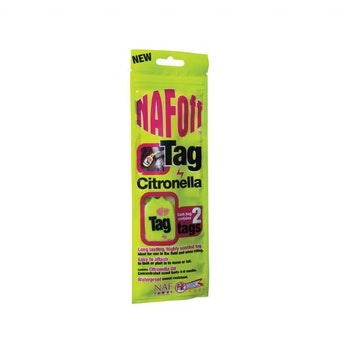 NAF OFF Citronella Tag 2 pack