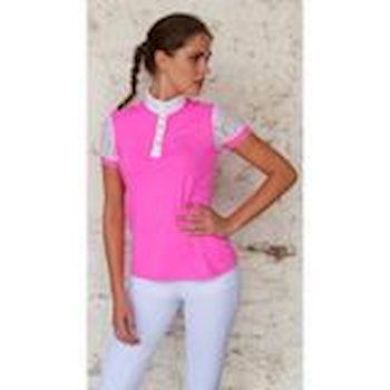 For Horses Stella topp rosa