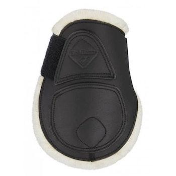 LeMieux Capella Comfort kotskydd svart i läder