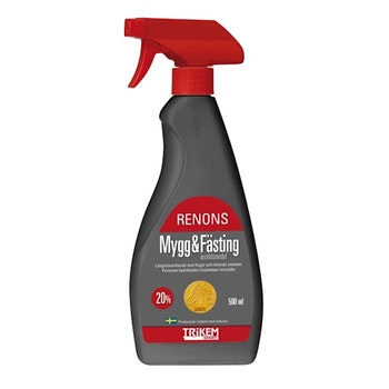 Renons Mygg & Fästing i sprayflaska 500 ml