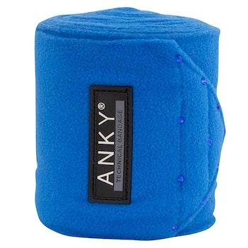 Anky bandage cossack blue