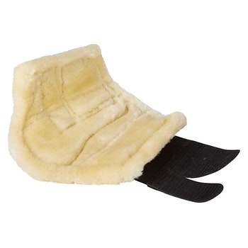 Lemieuxe fleeceskydd svart/natur