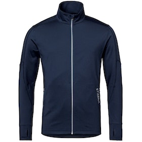 Stierna Astro Fleece Jacket herr blå