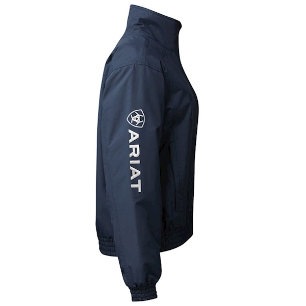 Ariat Stable Team Jacket Young Navy Ankis hästsport