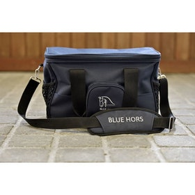 Blue horse gromming bag