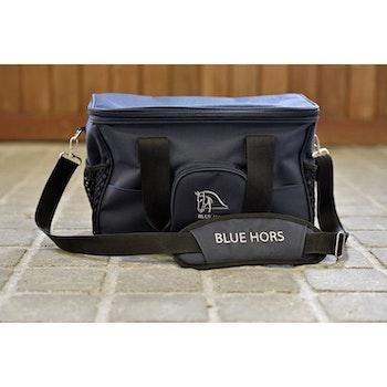 Blue horse gromming bag