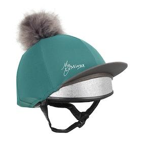 Lemieux Hjälm hatt peacock