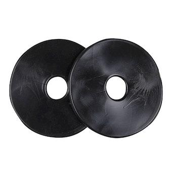 Lemieux bett skivor svart