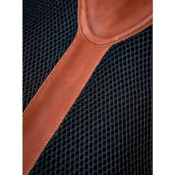 Antares adjust pad ergonomic pad. brun & svart