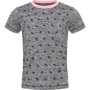 Equipage Dani T-shirt grey kids