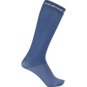 Equipage Comfy thunder blue onesize 2par