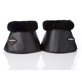 Lemieux boots med lammskinn svart/svart