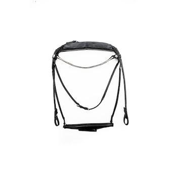 Finesse remont träns bridle svart