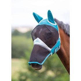 Shires flugmask med öron och nos