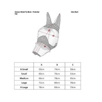 Lemieux Flughuva med mulskydd anti-UV ( Nya modellen)