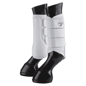 Lemieux ProSport Mesh Brushing Boot White