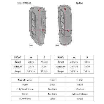Lemieux Carbon Air XC boots fram
