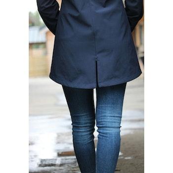 Pénélope long jacket Fujilong