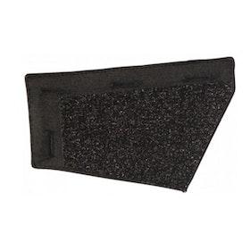 Horka  exchangeable points till Elegance kavaj svart glitter