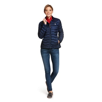 Ariat Ideal Down Jacket navy
