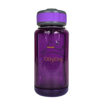 OllyDog OllyBottle 600 ml Plum