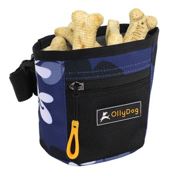 OllyDog Goodie Treat Bag Raven