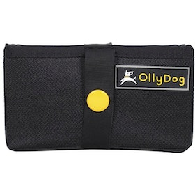 OllyDog Crumple Travel Bowl svart