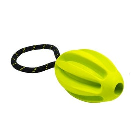 OllyDog Dart Rubber Throw Toy Lime