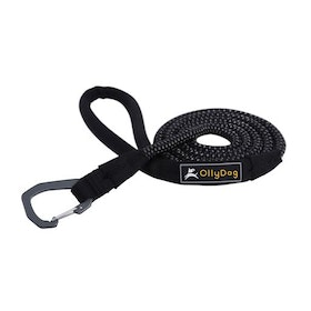 OllyDog Mountain Leash RavBark